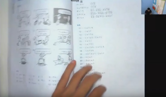 สอนภาษาญี่ปุ่นออนไลน์ (ครูไบร์ท) ไดจิ1 บทที่ 1 เรื่อง ฉันชื่อหลินไท่ ตอนที่ 4/4