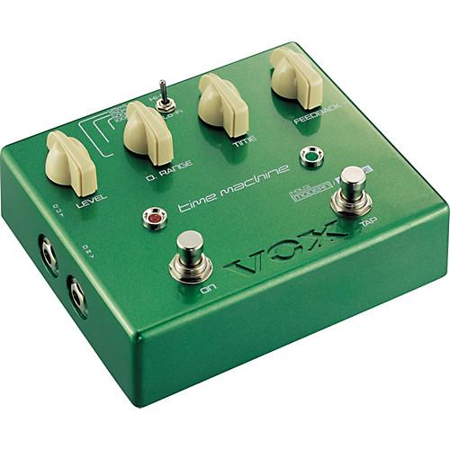 Vox JS-DL Joe Satriani Time Machine Delay Guitar Effects Pedal