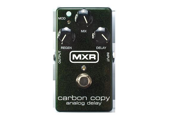 Jim Dunlop MXR M169 Carbon Copy Analog Delay