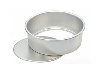 แม่พิมพ์เค้ก 8 นิ้ว ถอดก้นได้ อลูมิเนียมหนา BAKE022