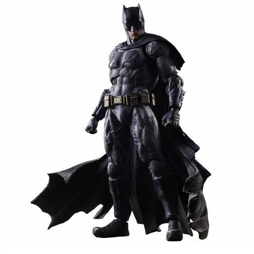 DC Comics DC HERO : PLAY ARTS KAI BATMAN vs SUPERMAN DAWN OF JUSTIC: BATMAN Movie Ver.