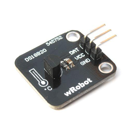 DS18B20 Temperature Sensor Module โมดูลวัดอุณหภูมิ