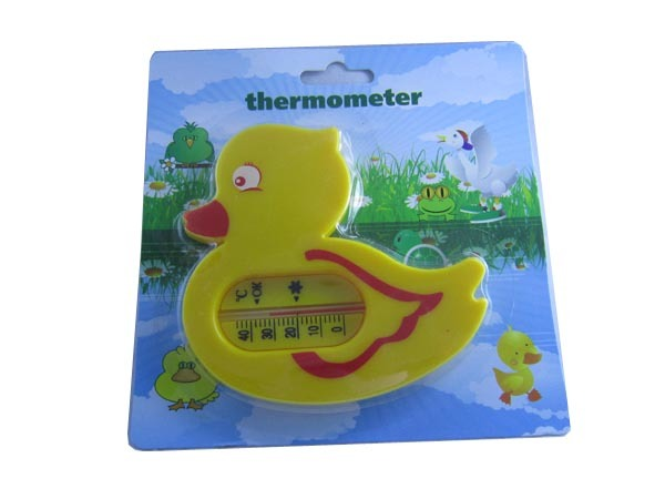 เทอร์โมมิเตอร์ ลอยน้ำ สำหรับอาบน้ำเด็ก THER130