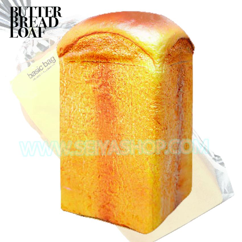 I-bloom สกุชชี่ I-Bloom squishy butter bread loft (soft super)สีเหลือง มีกลิ่น ลิขสิทธิ์แท้ ญี่ปุ่น