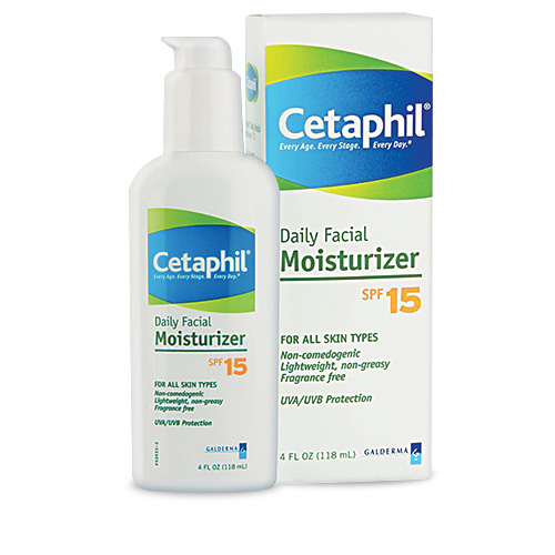 Daily Facial Moisturizer with SPF 15 ขนาด 4 ออนซ์
