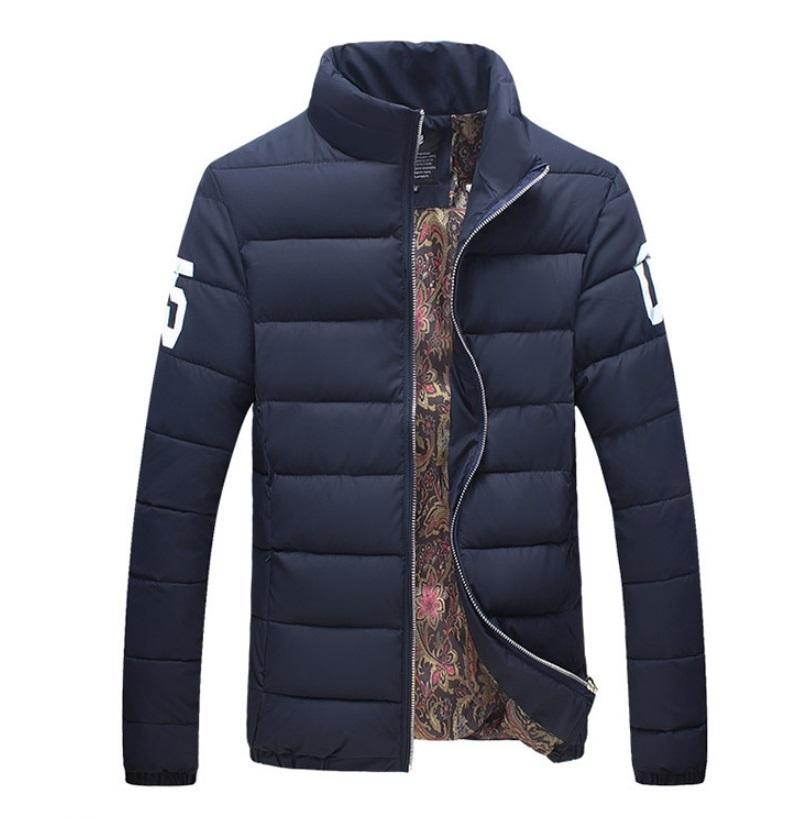 เสื้อกันหนาว Cotton men's jacket 2017
