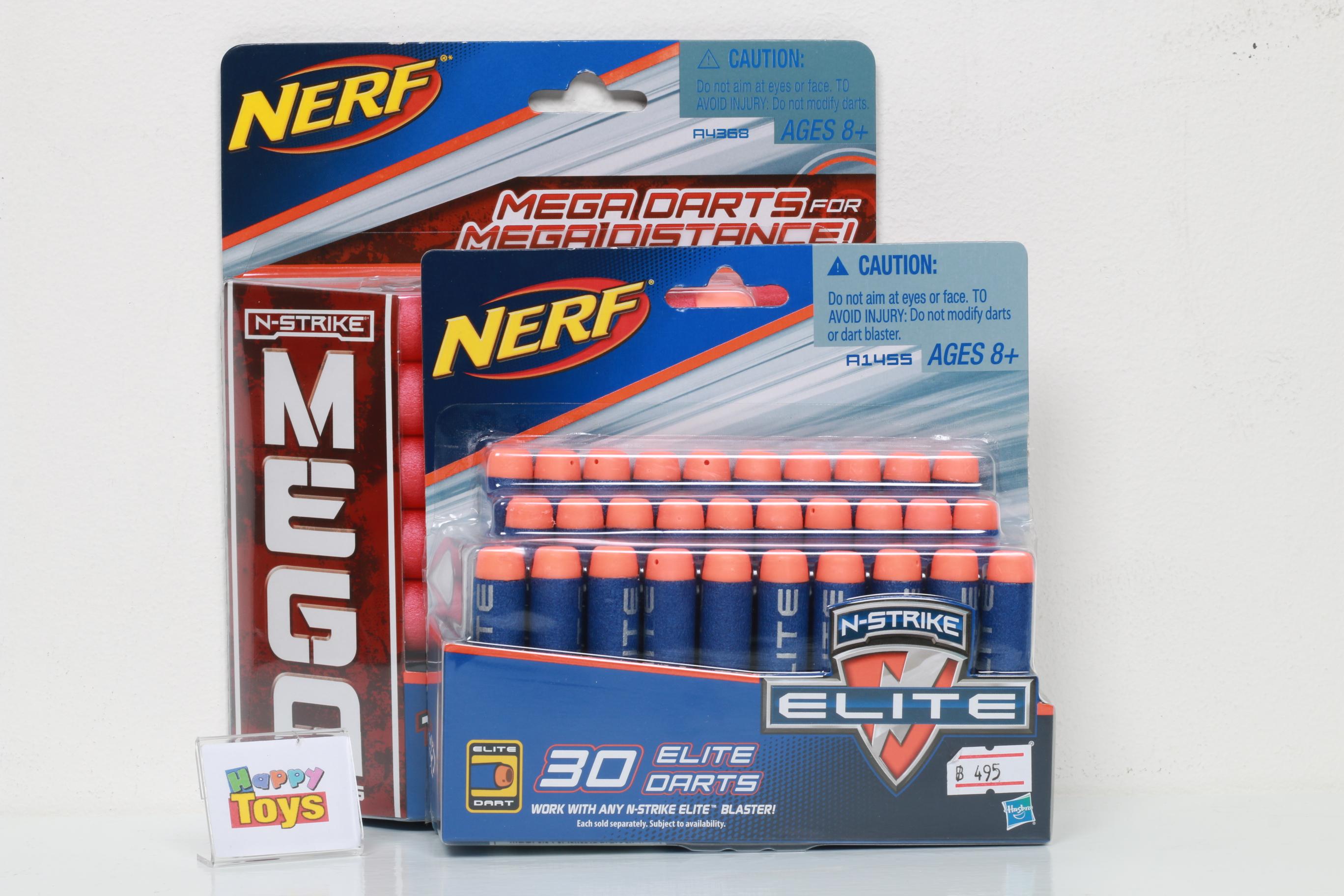 กระสุนปืนเนิร์ฟ Nerf กระสุนปืนฟองน้ำ กระสุนปืนnerf ลิขสิทธ์แท้จาก hasbro
