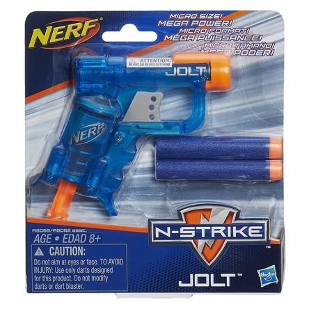 ปืนเนิร์ฟ Nerf N-Strike JoltปืนพกNerf ปืนสั่นNerf ปืนเล็กNerf สำเนา