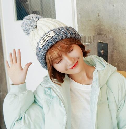 หมวกไหมพรหมกันหนาวผู้หญิง (มี 11 แบบ)