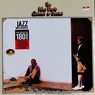 Miles Davis - Quintet & Sextet N. 1lp