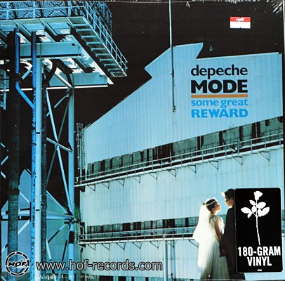 Depeche Mode - Some Great Reward 1lp NEW