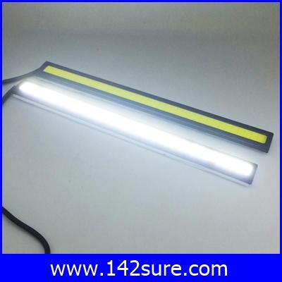 LFC036 ไฟเดย์ไลท์LED ไฟตัดหมอก จำนวน1คู่ แสงสีขาว DayLight LED COB 9W 12V Ultra Bright 17cm High Quality