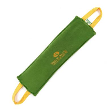 [สินค้าหมด] ถุงประคบสมุนไพร Wave-Pack สำหรับต้นคอ สีเขียว