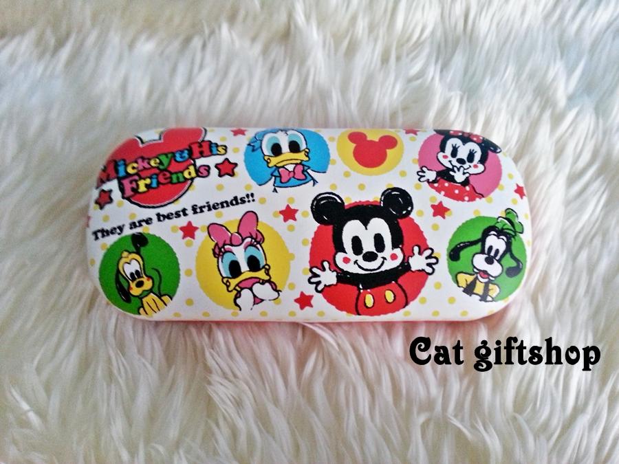 พร้อมส่ง :: กล่องแว่น ลาย Mickey Mouse