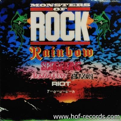 Monsters Of Rock 1980 1Lp