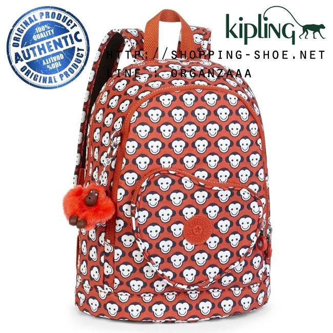 Kipling Heart Kids Backpack - Toddlermonkey O (Belgium)