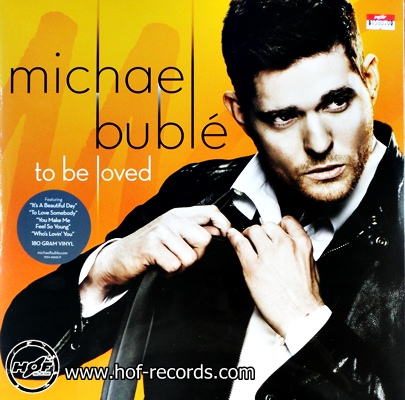 Michael Buble - To Be Loved 1lp ( NEW )