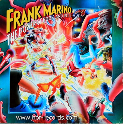 Frank Marino - The Power Of Rock And Roll 1981