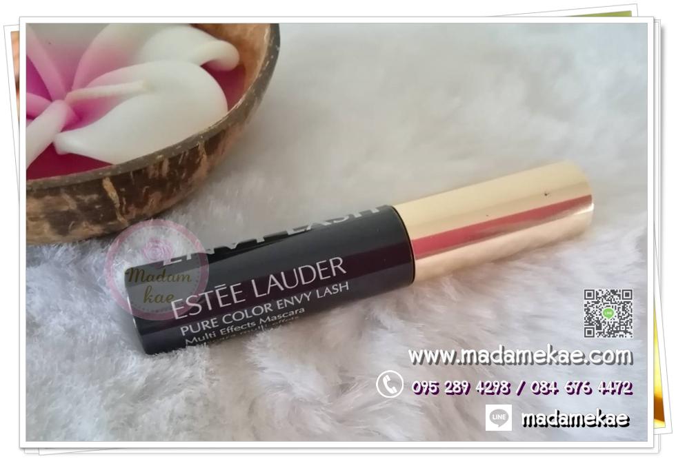 Estee Lauder Pure Color Envy Lash Multi Mascara # 01 Black