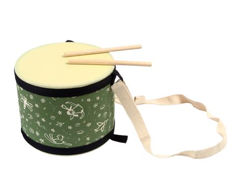 ของเล่นไม้ ของเล่นเด็ก ของเล่นเสริมพัฒนาการ Big Drum (ส่งฟรี)