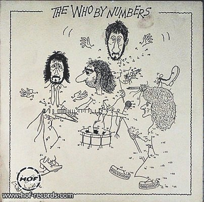 The Who - by Numbers 1 LP