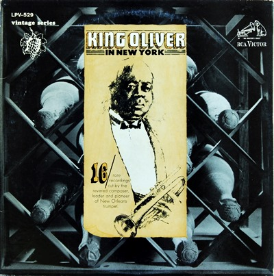 King Oliver - In New York 1Lp