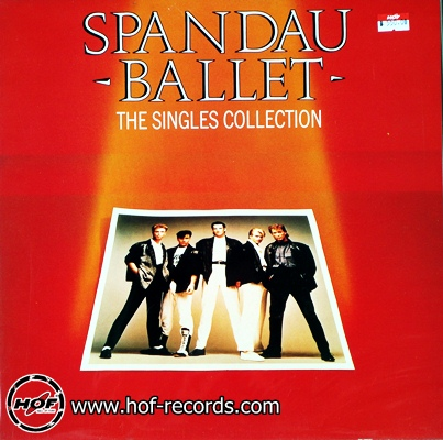 Spandau Ballet - The Singles Collection 1lp