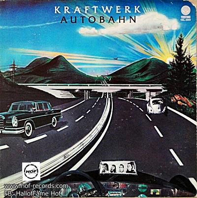 Kraftwerk -Autobahn