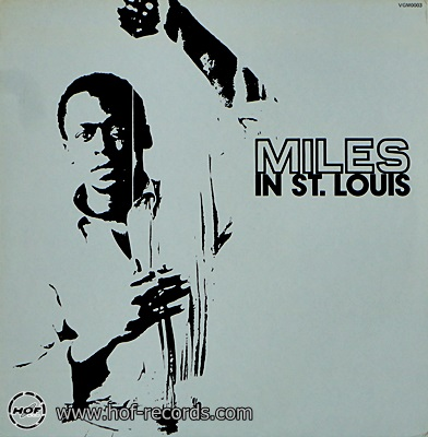 Miles Davis - Miles In ST. Louis 1lp