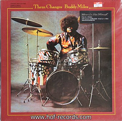 Buddy Miles - Them Changes 1lp N.