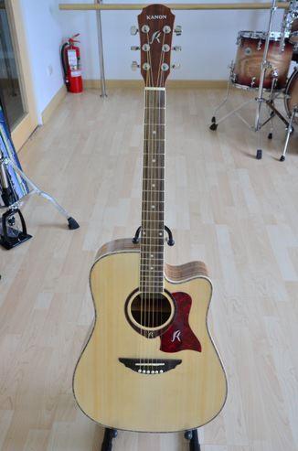 กีต้าร์ Guitar Kanon PM60N