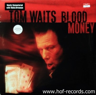 Tom Waits - Blood Money 1Lp N.