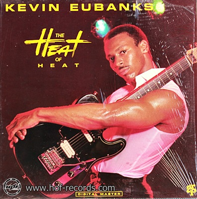 Kevin Eubanks - The Heat Of Heat 1987 1lp