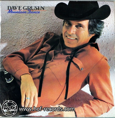 Dave Grusin - moutain dance 1lp