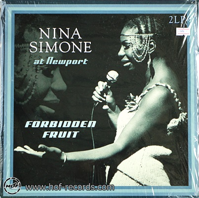 Nina Simone - Forbidden Fruit 2lp EU NEW