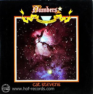 Cat Stevens - Number 1975 1lp
