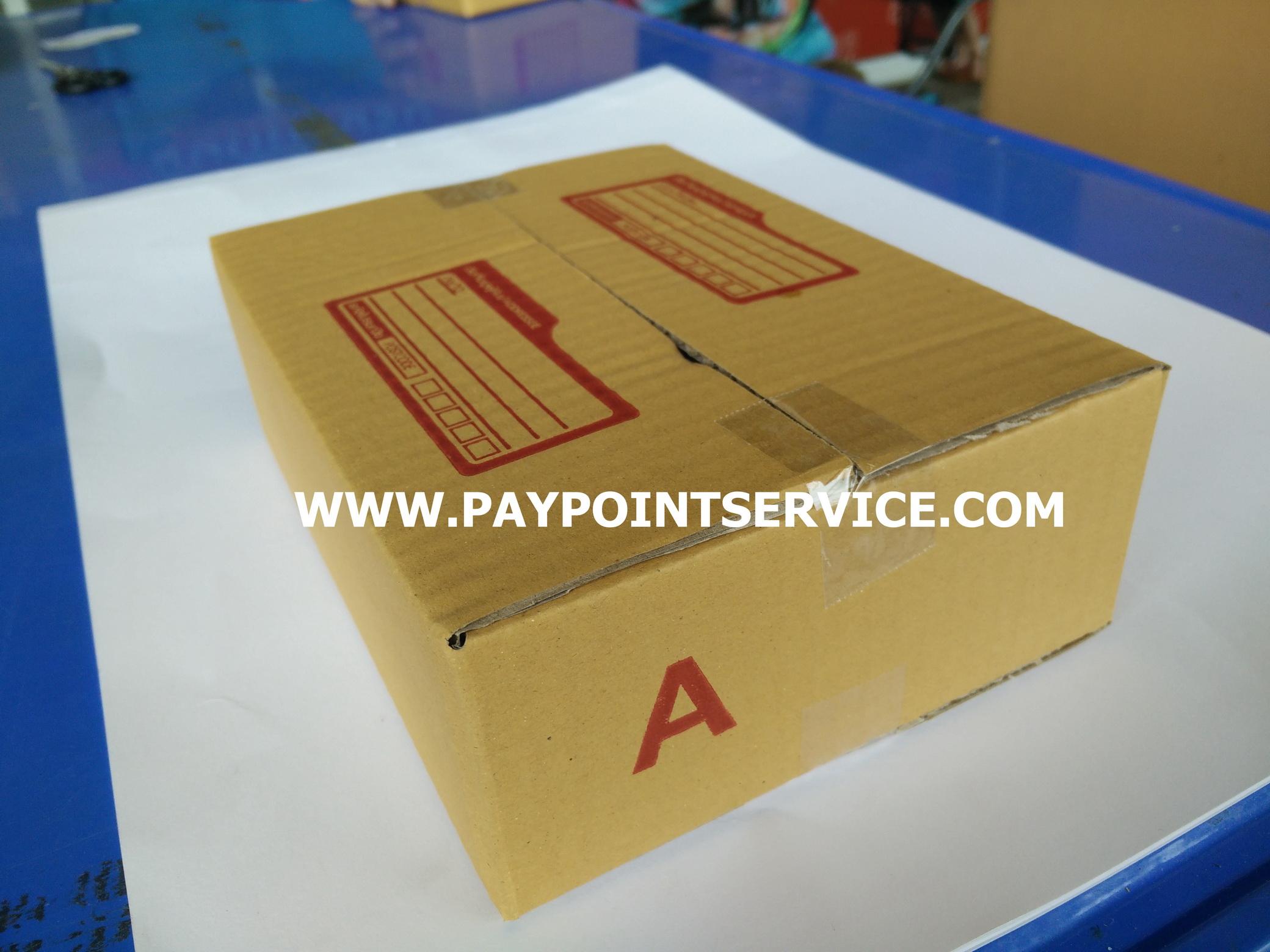 กล่องไปรษณีย์ ก / A (กว้าง 14 ยาว 20 สูง 6 เซน)