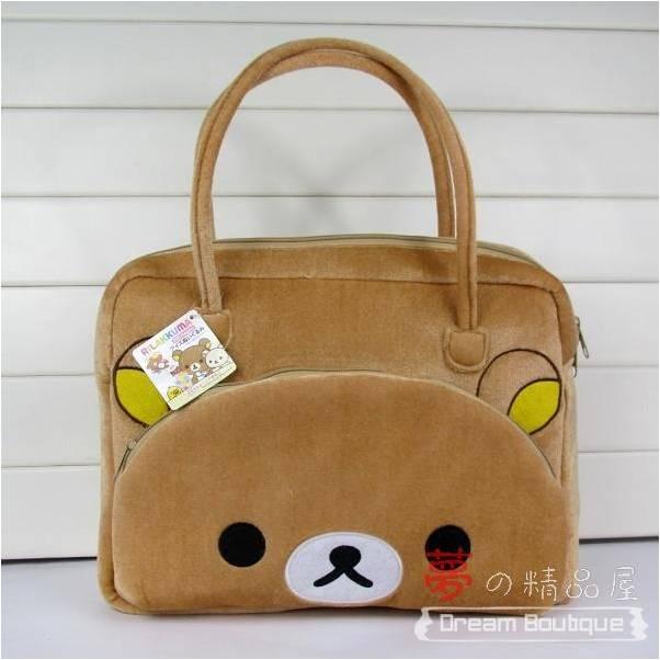 กระเป๋าถือ Rilakkuma