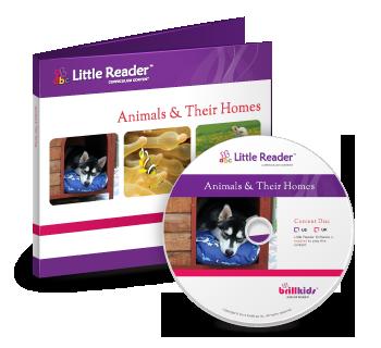 บทเรียนเพิ่มเติม เสริมพัฒนาการเด็ก Animals and Their Homes Category Pack