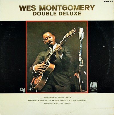 Wes Montgomery - Double Deluxe 2Lp