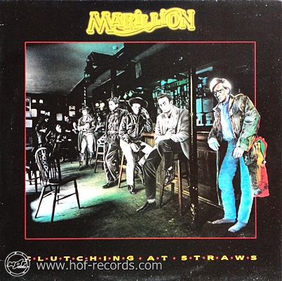 Marillion - Clutching At Straws 1987 1lp