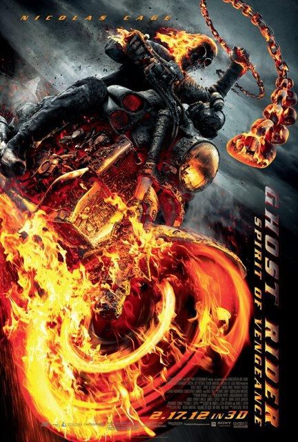 Ghost rider : spirit of vengeance โกสต์