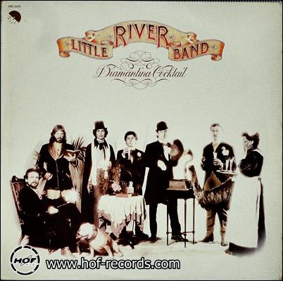 Little River Band - Diamantina Cocktail 1976 1lp