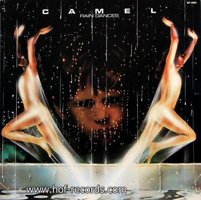 Camel - Rain Dances 1977