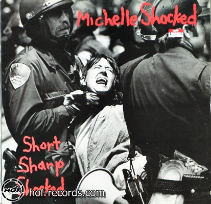 Michelle Shockede - Short Sharp Shocked 1lp