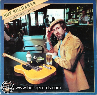 roy buchanan - loading zone 1lp