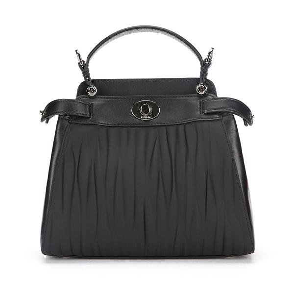 กระเป๋าแบรนด์เนม PISIDIA รุ่น AREZZO สีดำ (ส่งฟรี EMS)