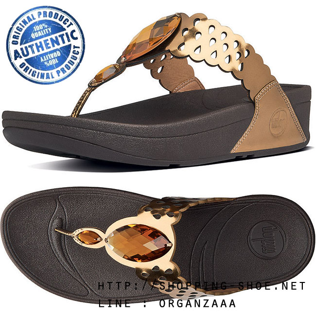 fitflop bijoo super bronze
