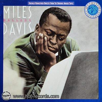 Miles Davis - Ballads 1lp