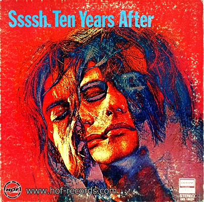 Ten Years After - Ssssh. 1969 1lp
